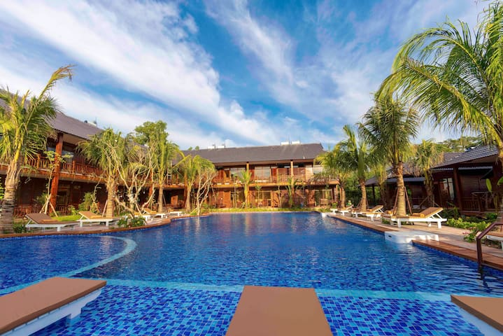 Bungalow Garden - Phu Quoc Bambusa Resort