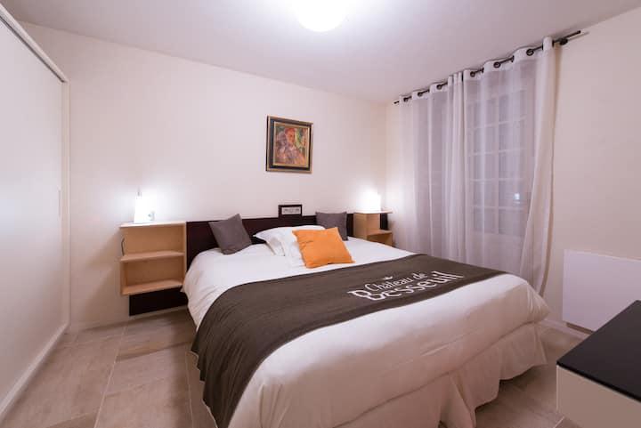 Appartement au Château - Jardin privé «Classius»