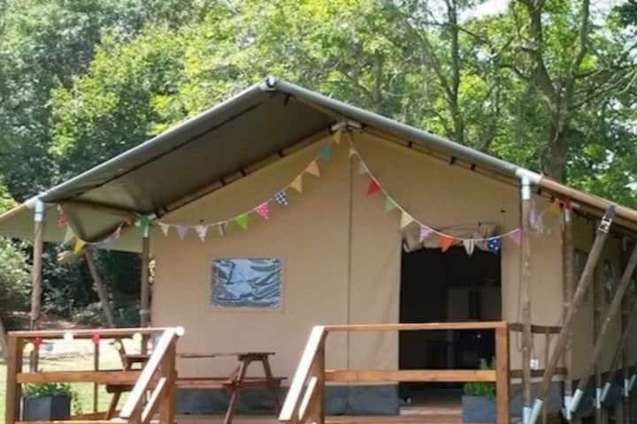 Woodland Safari Tent - Squirrel's Drey