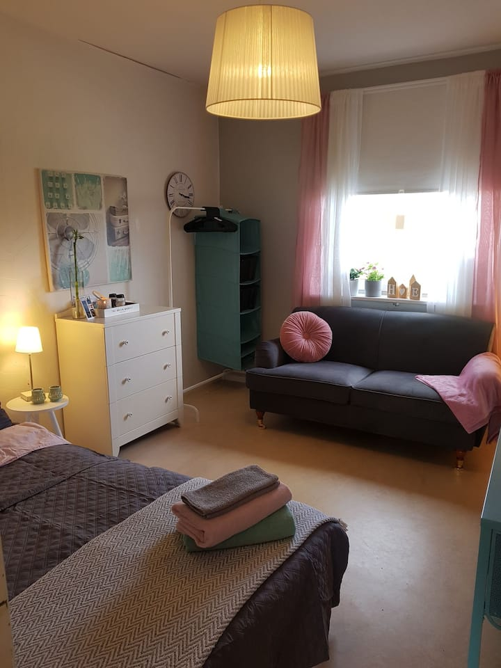 STOCKHOLM 2 ROOM'S FOR 4 PEOPLE WITH SWED MASSAGE