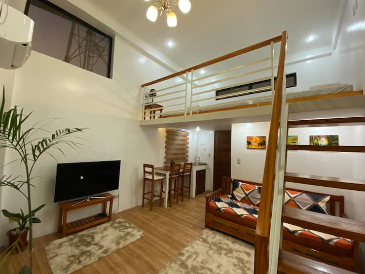 @TheRiverHouseVigan Loft Styled Unit (Max:7Pax)