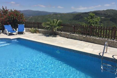 Casa de turismo rural Gerês com piscina