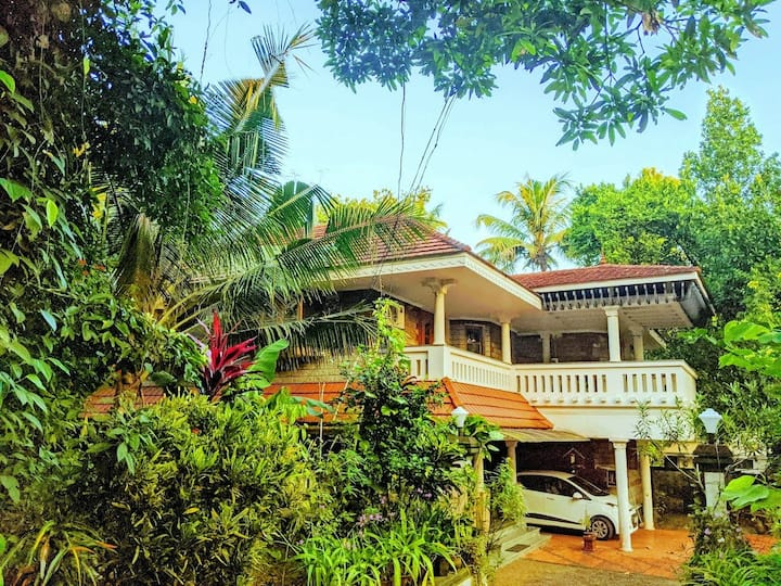 Nandanam Homestay (near Kochi Airport- 2 Bedrooms)