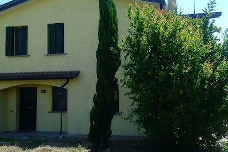 Stanza privata casa in campagna - San Pietro Viminario - Casa