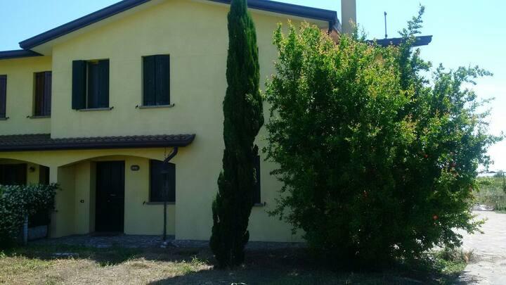Stanza privata casa in campagna