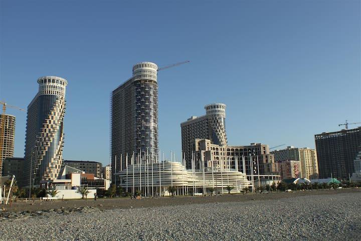 Апартаменты с видом на море(2002) - Batumi