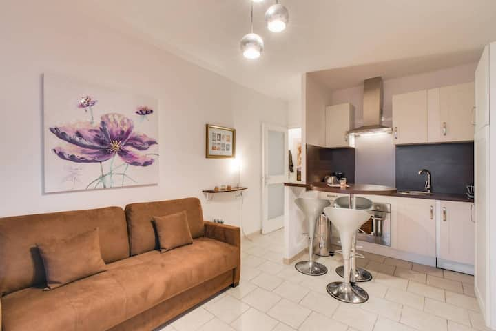 Top studio located at 200 m of Palais of Festivals