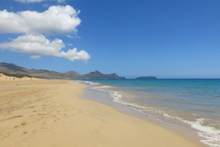 Dunas Beach Villa-300 m from the beach - Porto Santo - Casa
