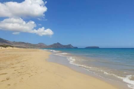 Dunas Beach Villa-300 m da praia - Porto Santo