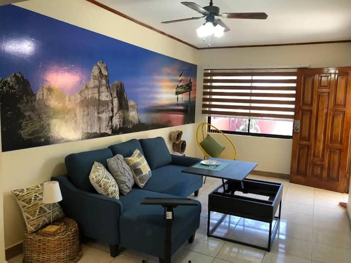 Apartamento recién decorado - San Pablo de Heredia