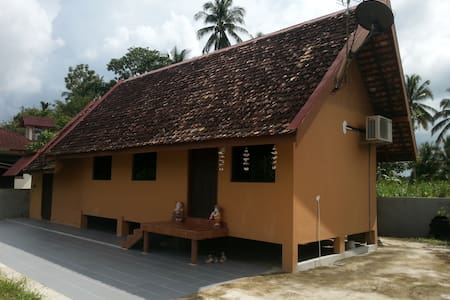 Tumpat Country-style Homestay - Haus