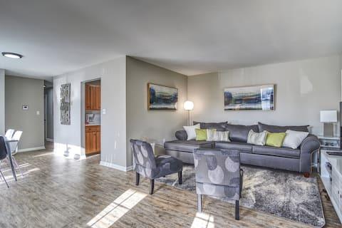 Ohana Retreat 2 Bedroom 1 Floor Apartment