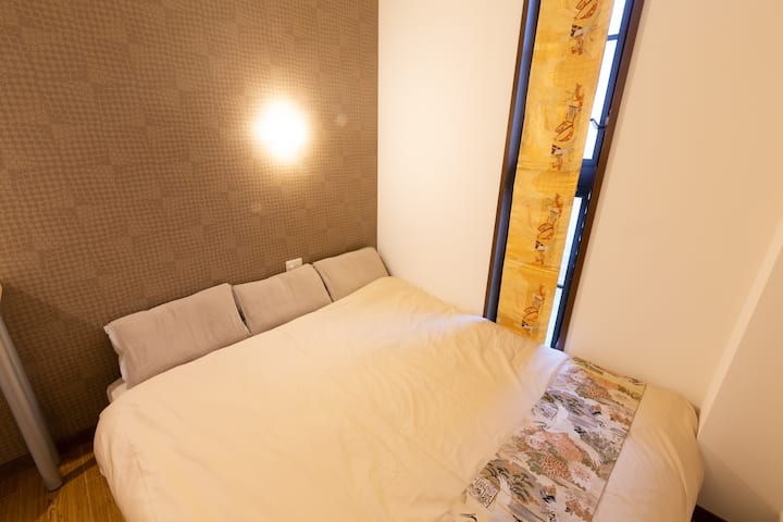 B4: 《1~3 guests》PRIVATE ROOM with bathroom