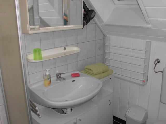 Lovely apartment, 2 Et. Incl. Parkplatz