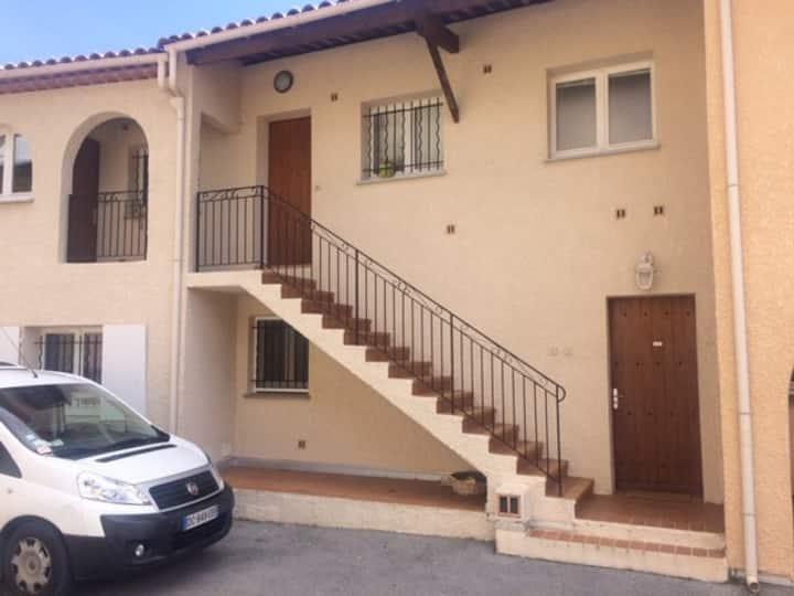 Appartement calme sur la Cote d'Azur