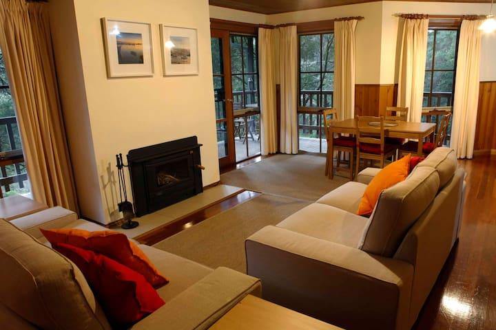 Tall Trees Retreat Blackwood Cottage