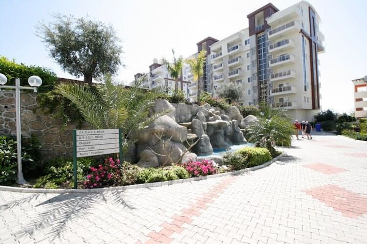 Orion City Duplex 4+1 - Avsallar Belediyesi - Apartment