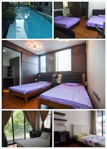 Holland Grove Road 4 storey house - Singapore - Villa