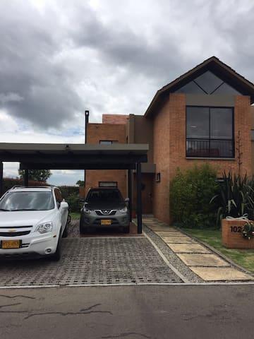 Condo House in Bogota suburbs - Chía - Hus