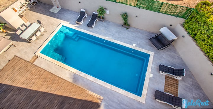 Luxury Villa 6BR with private pool