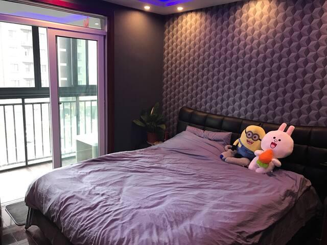 个人智能家居公寓 - 湖北省 - Квартира