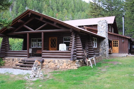 7 Lazy P Lodge, Rocky Mountain Front - Choteau