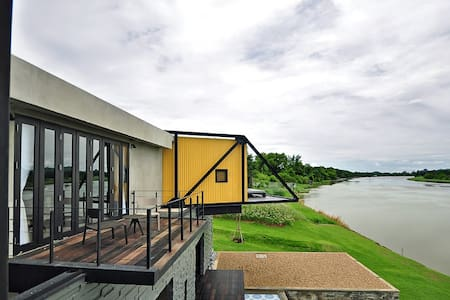 Breathtaking Luxe Cabin Suite - Tambon Nong Ya - 其它