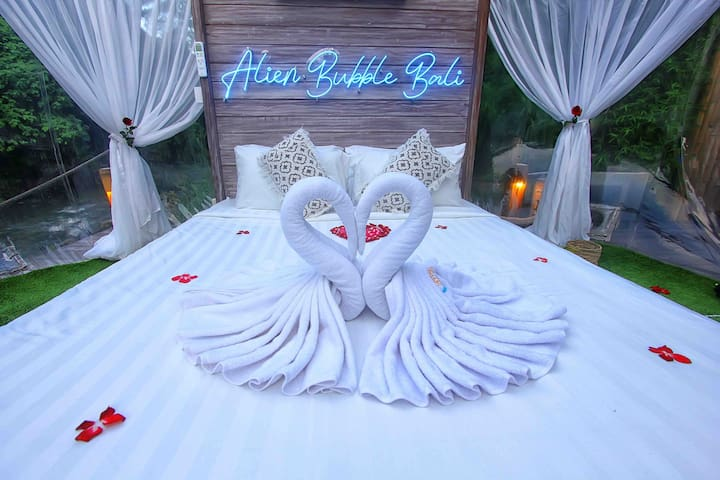 ROMANTIC EXPERIENCE, PREMIUM RIVER SIDE (UBUD)