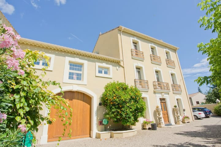 Maison Clemenceau, Thézan