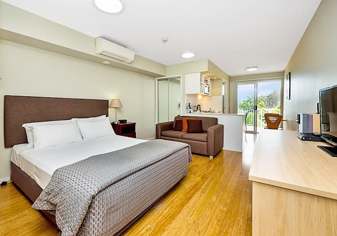 Cabarita Lake Apartments - INDEPENDANT STUDIO