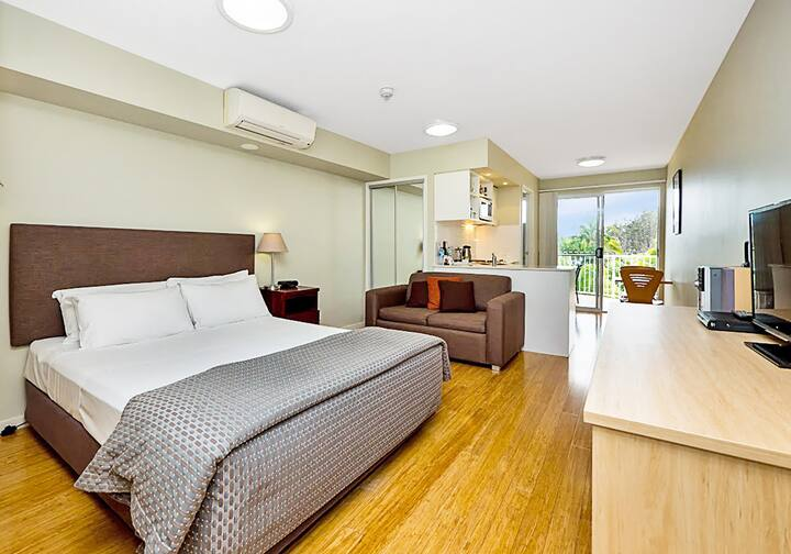 Cabarita Lake Apartments - INDEPENDANT STUDIO