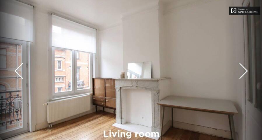 simple, quiet & efficient apartment