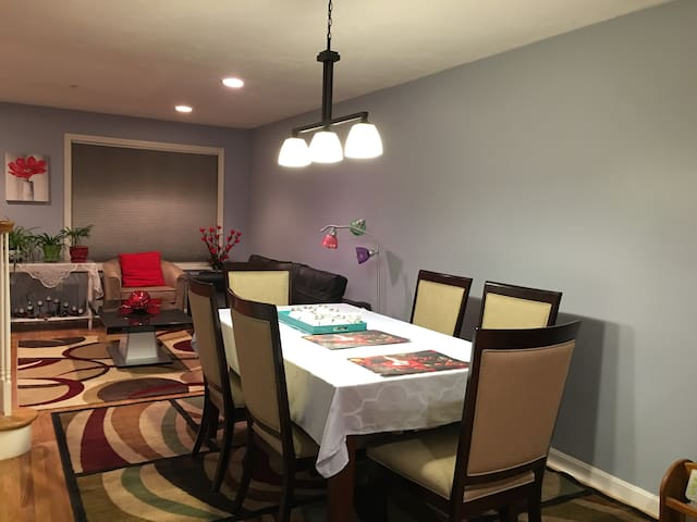 A nice   single room, very private - Waltham - Condominio