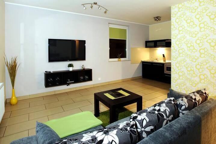 Apartament Kalsyczny - Bytom - Huoneisto
