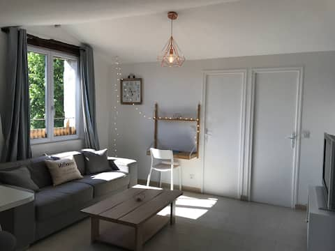 Appartement Charmant Typique à Valbonne Village