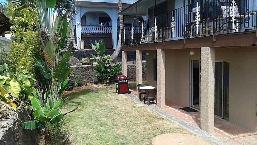 Waipahu Serene Getaway - Waipahu - Apartamento