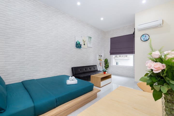 Orchard Parview- Cozy Studio Near Airport