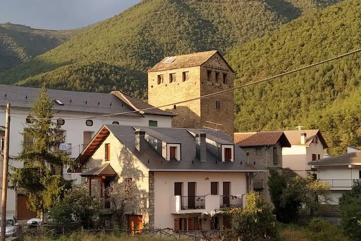 Casa del Abeto - Pirineo Aragonés