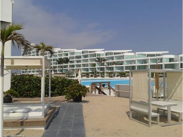 Beautiful Apartment On The Beach Riviera Nayarit - Nuevo Vallarta - Wohnung