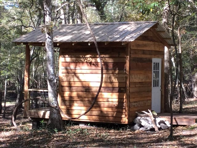 Bowman's Landing- Rustic Cabin 5 on the Santa Fe