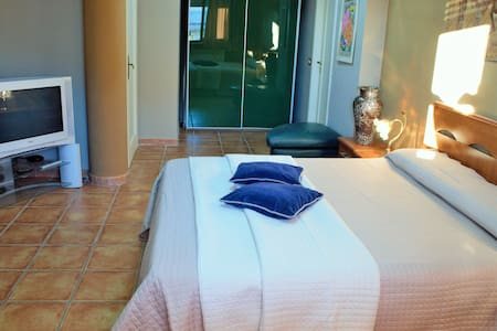 Relax in Isernia...house with garden - Isernia - Apartment