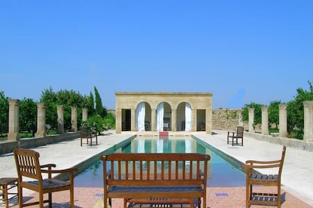 Luxury Villa Masseria - Relaxing Private Pool - Montemesola