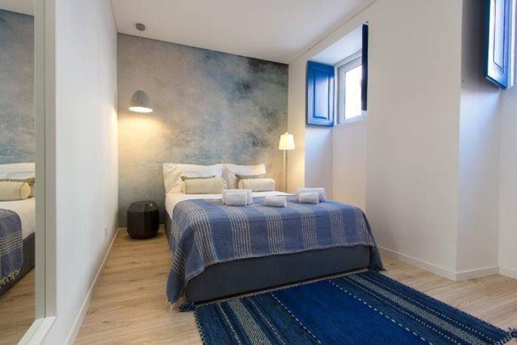 Bedroom 1 - Dobule Bed