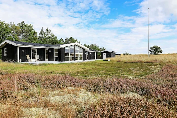 Alluring Holiday Home in Jutland near the Beach