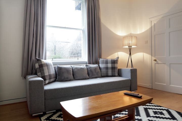 Cosy City Centre Flat Close to Princes Street