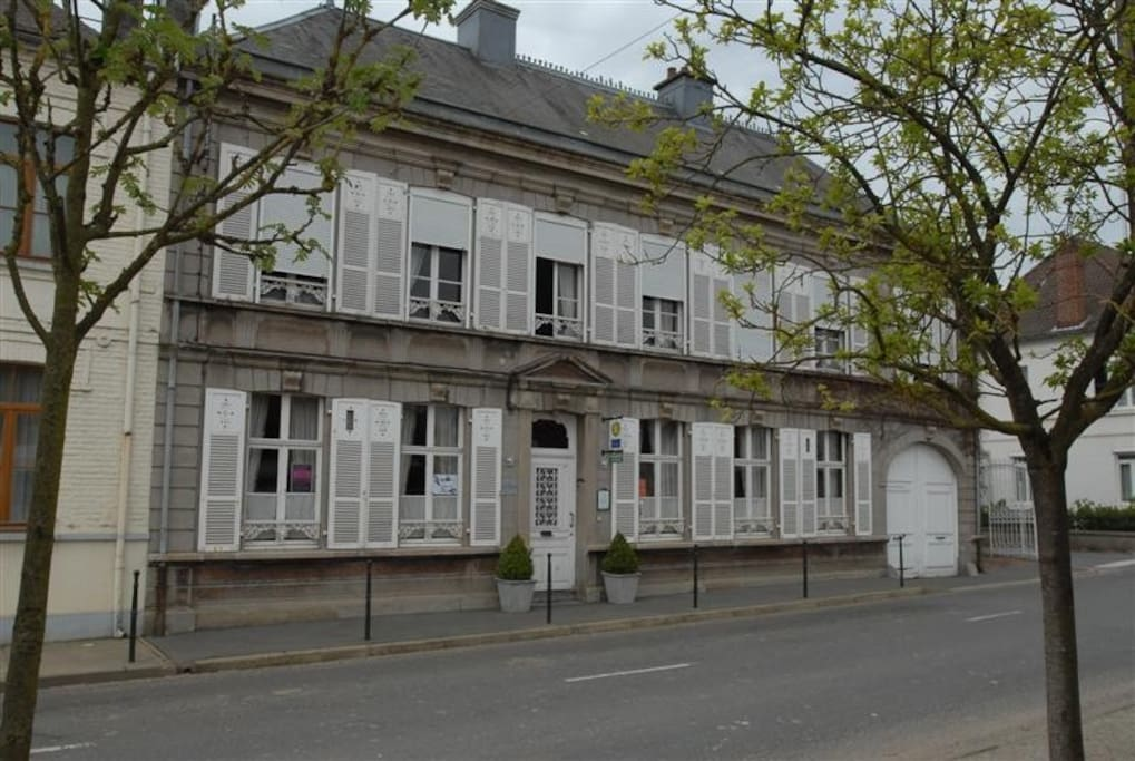 Charmante maison de ma tre chambres d 39 h tes louer for Chambre d hote nord de la france