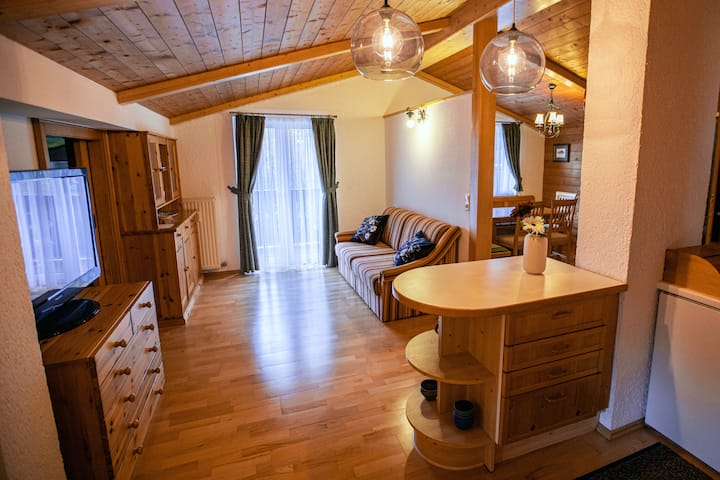 Comfortable Apartment with Sauna, near ski lifts 3