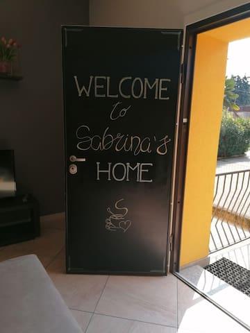 Sabrina's Home