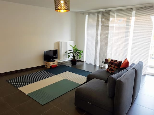 Appartement 2 chambres à côté de Bruxelles - Dilbeek - Apartamento