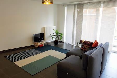 Appartement 2 chambres à côté de Bruxelles - Dilbeek - Huoneisto